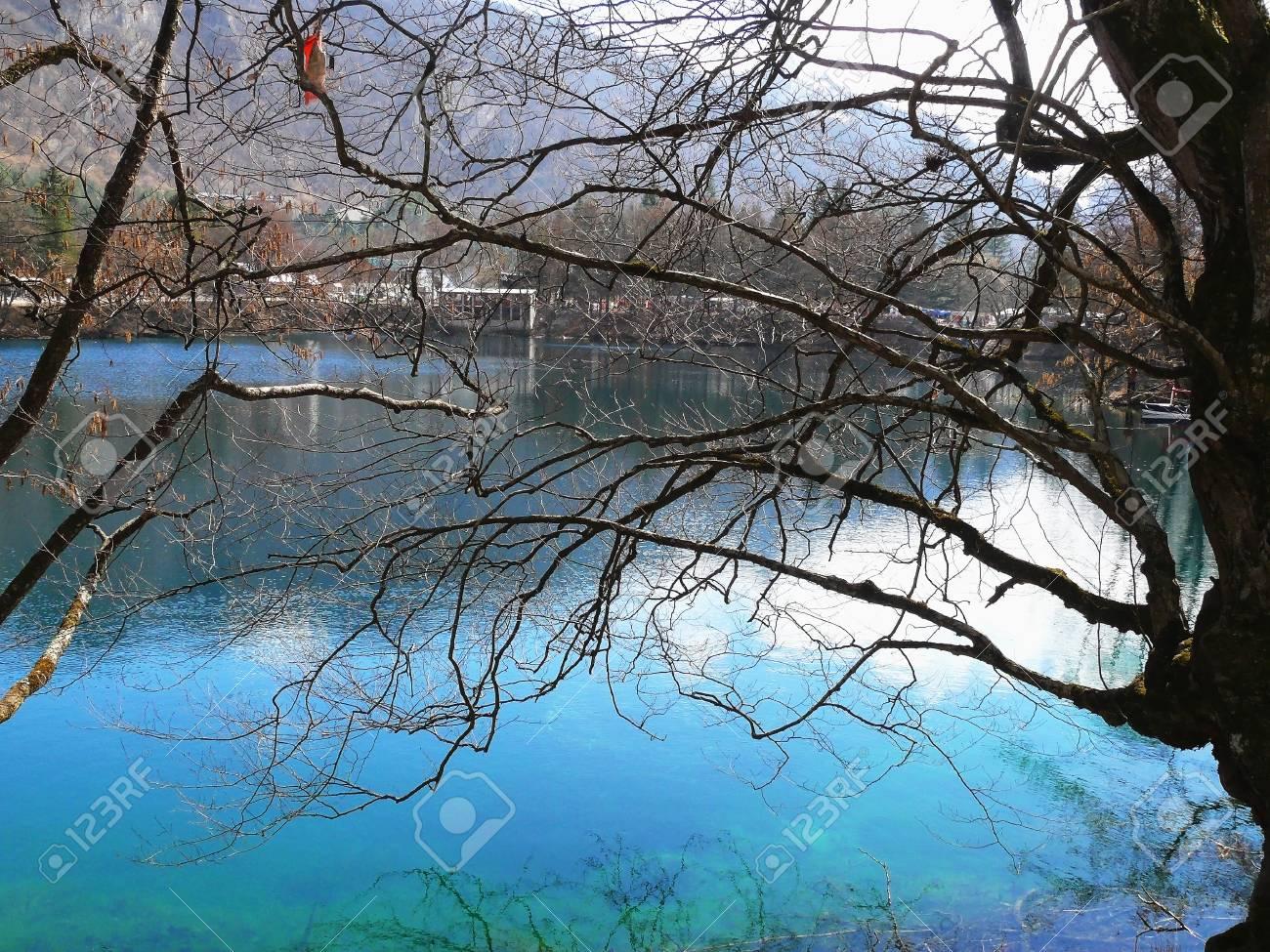Kabardino-Balkaria. Blue Lakes where are located 74