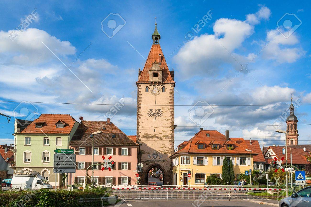 towns in baden wurttemberg germany