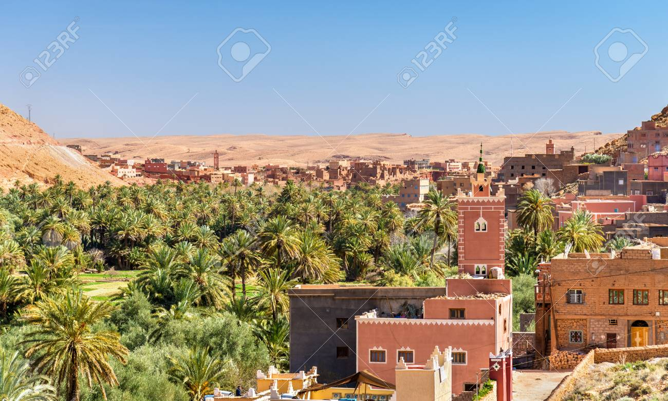 Image result for Tinghir city