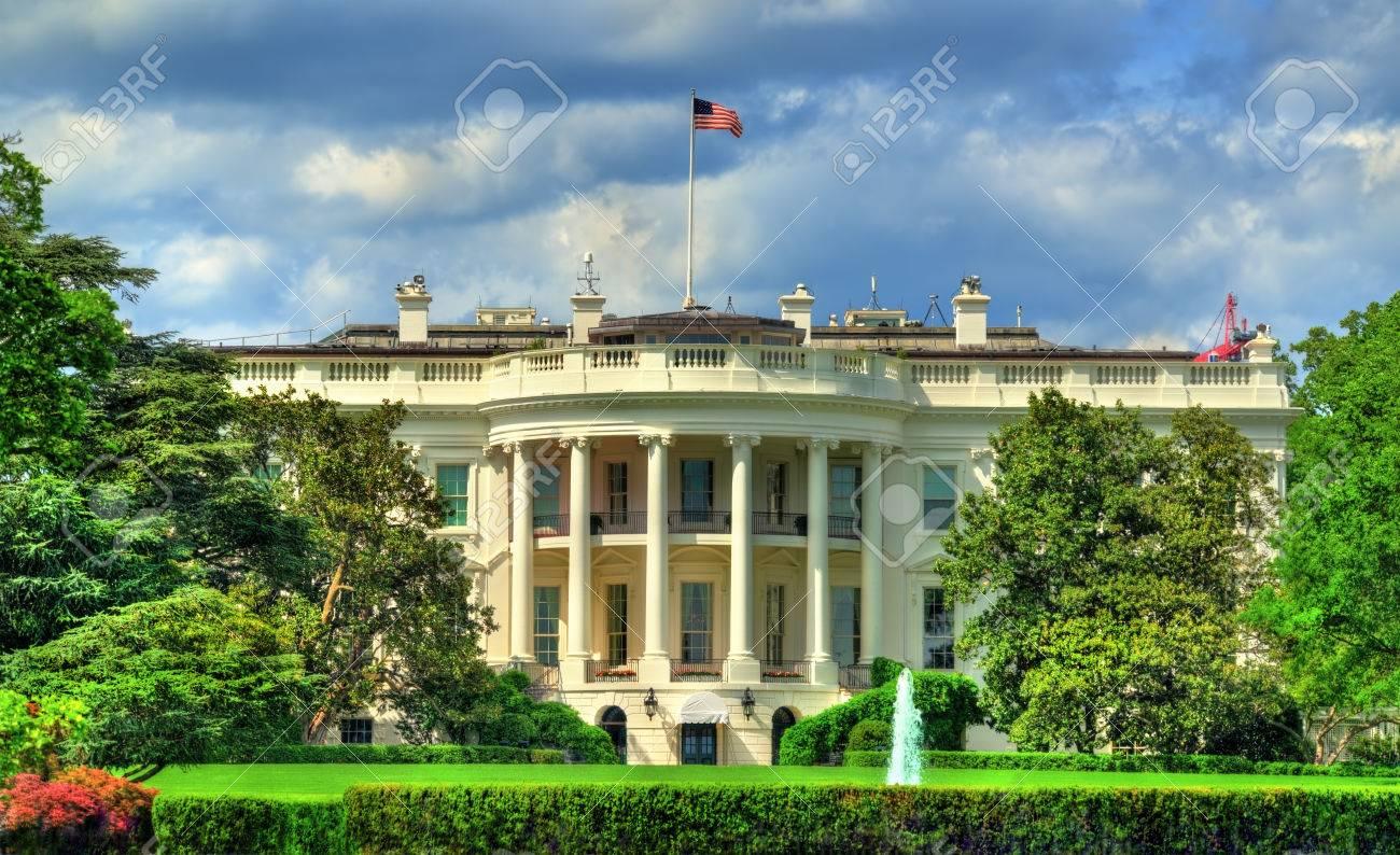 The White House in Washington, DC - 84493821