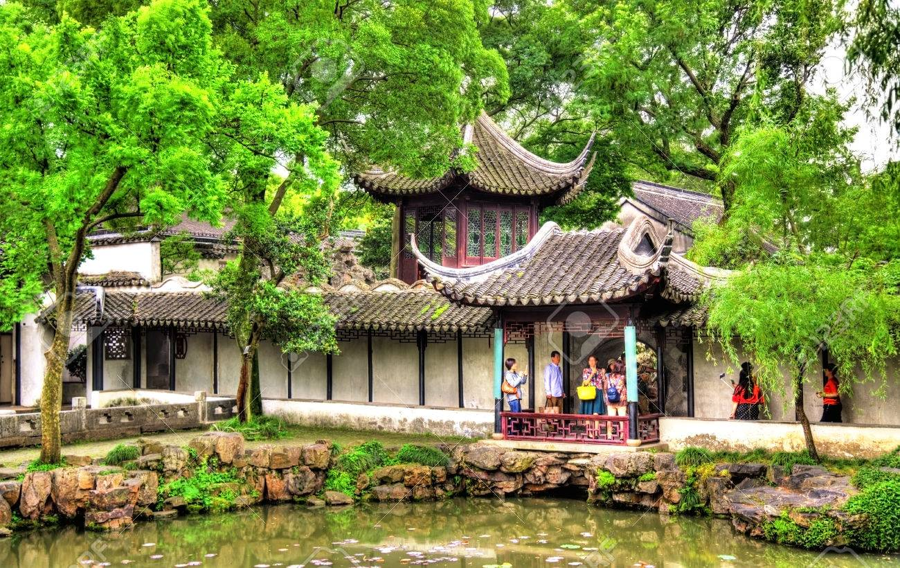Humble Administrator S Garden The Largest Garden In Suzhou