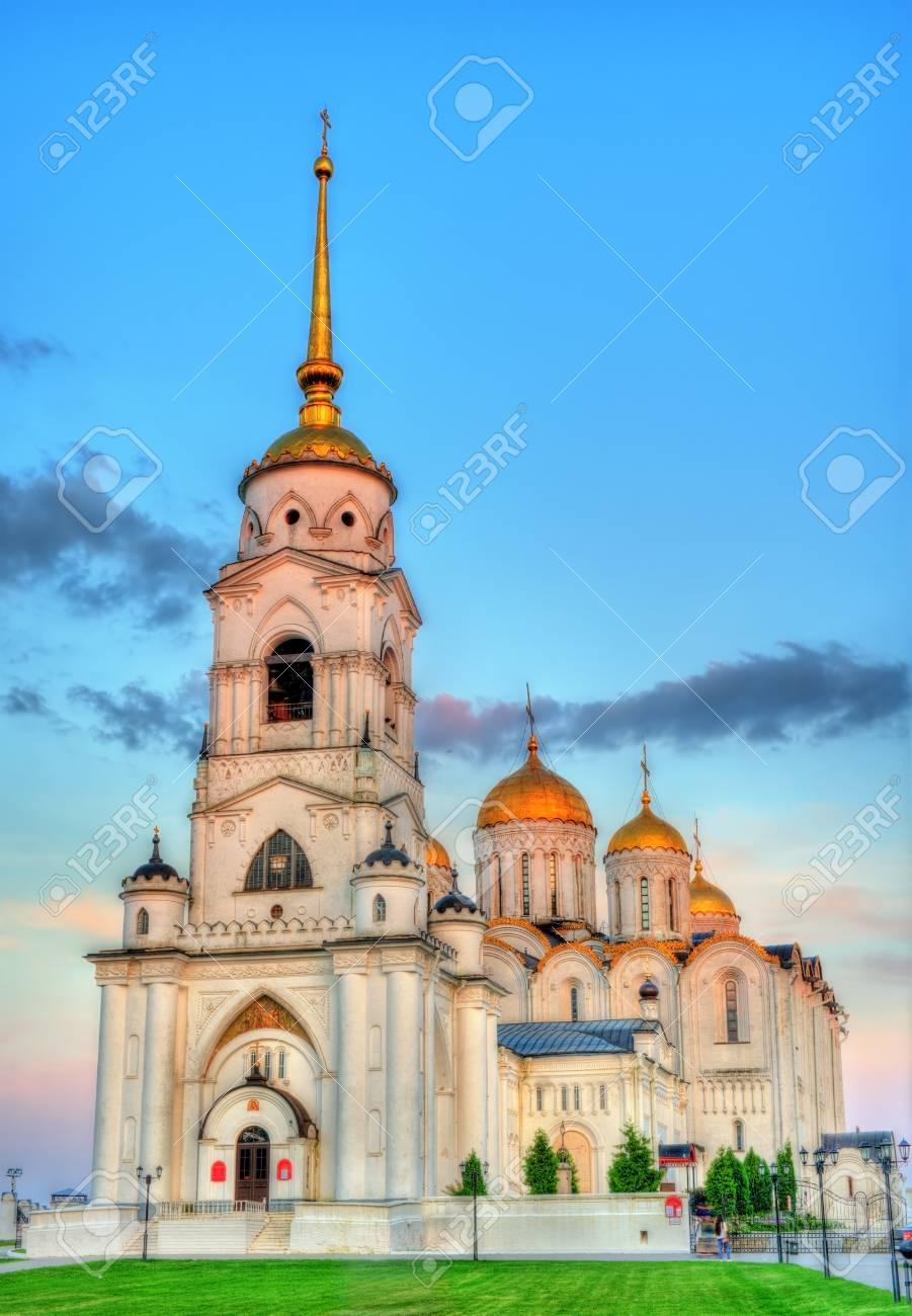 ロシア、ウラジーミルの生神女就...