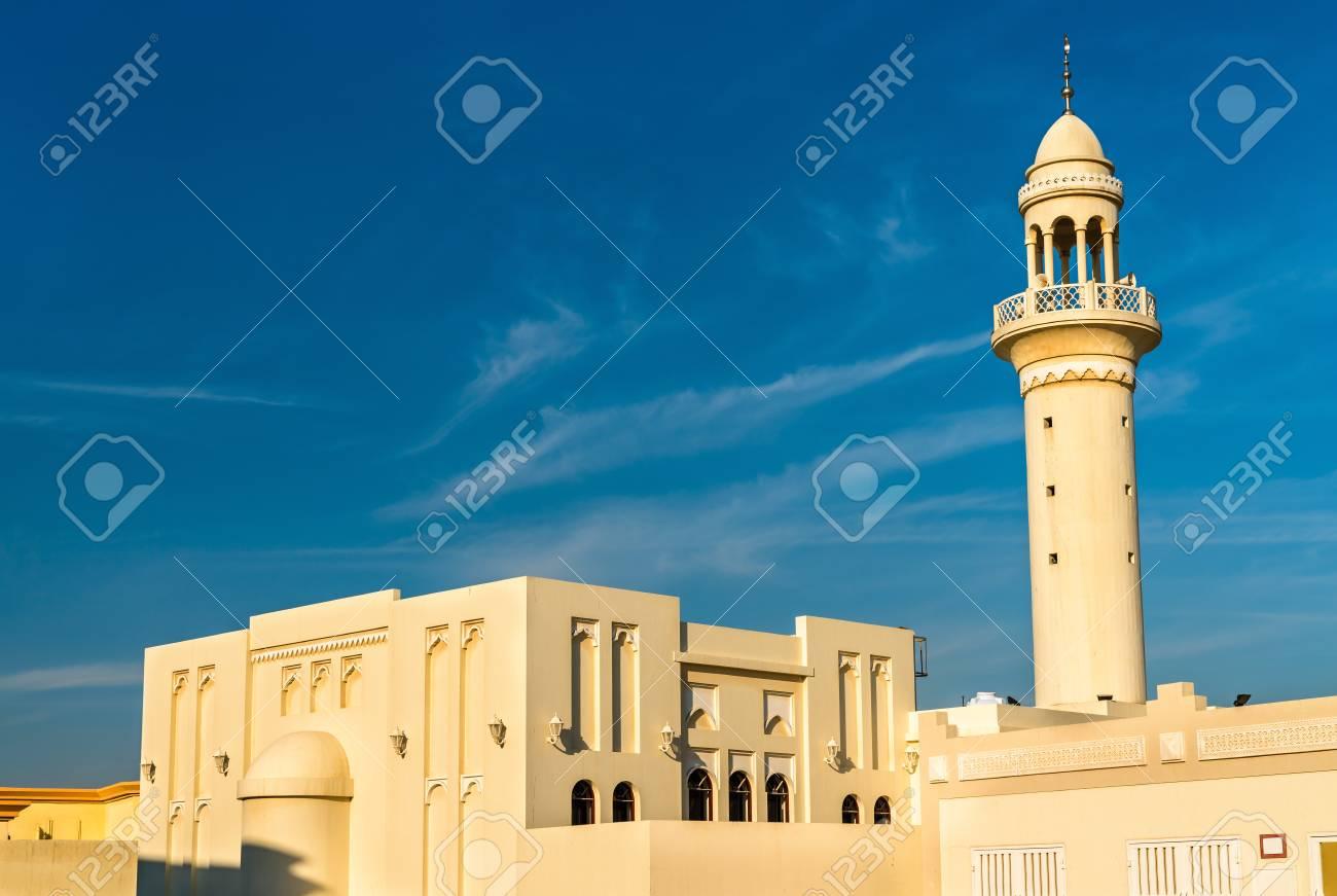 Mosque in Umm Salal Mohammed, Qatar - 93143527