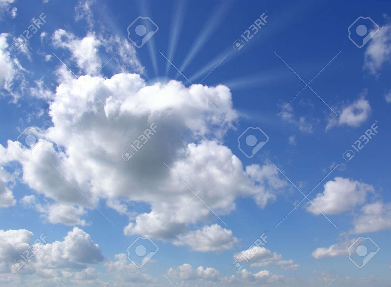 Sunny rays Stock Photo - 496343