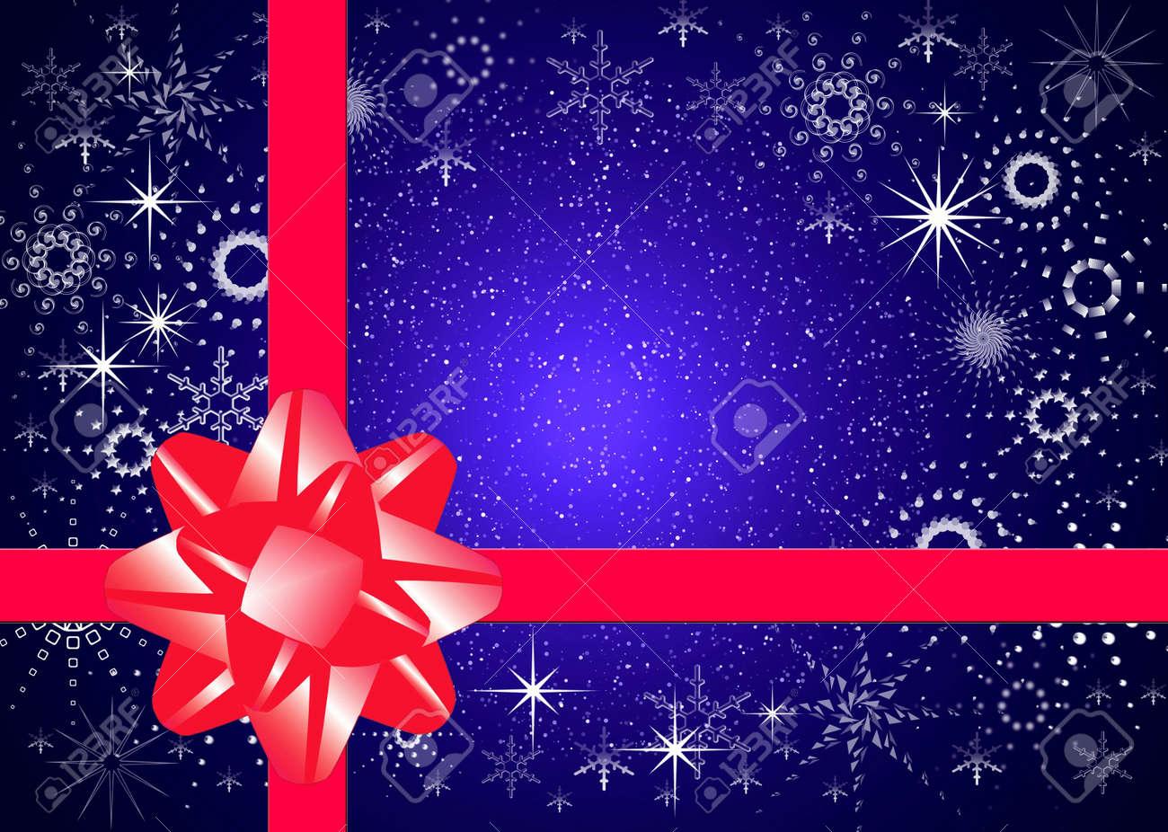 Christmas present Stock Photo - 2189993