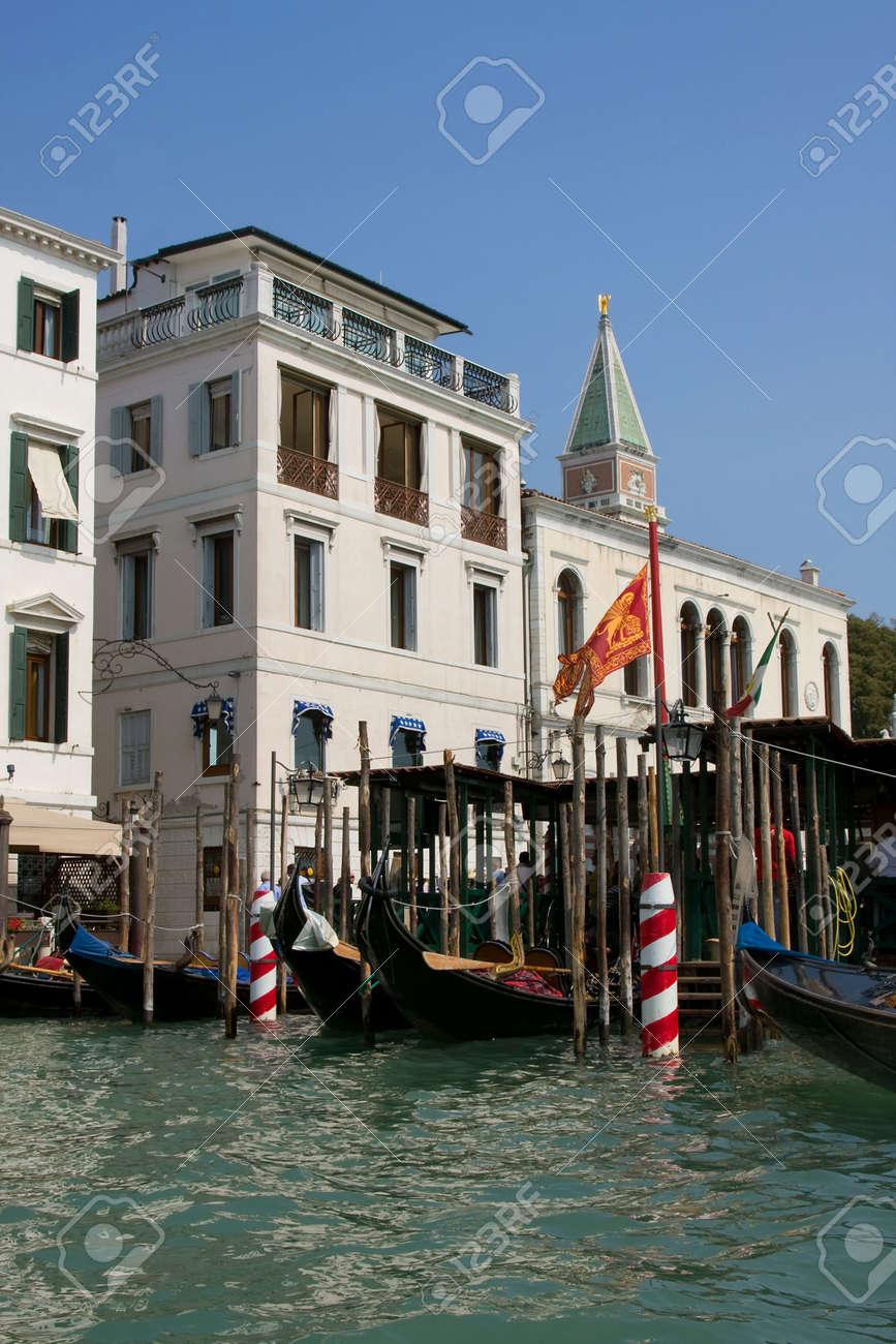 Italy. Venice. Grand canal Stock Photo - 3549305