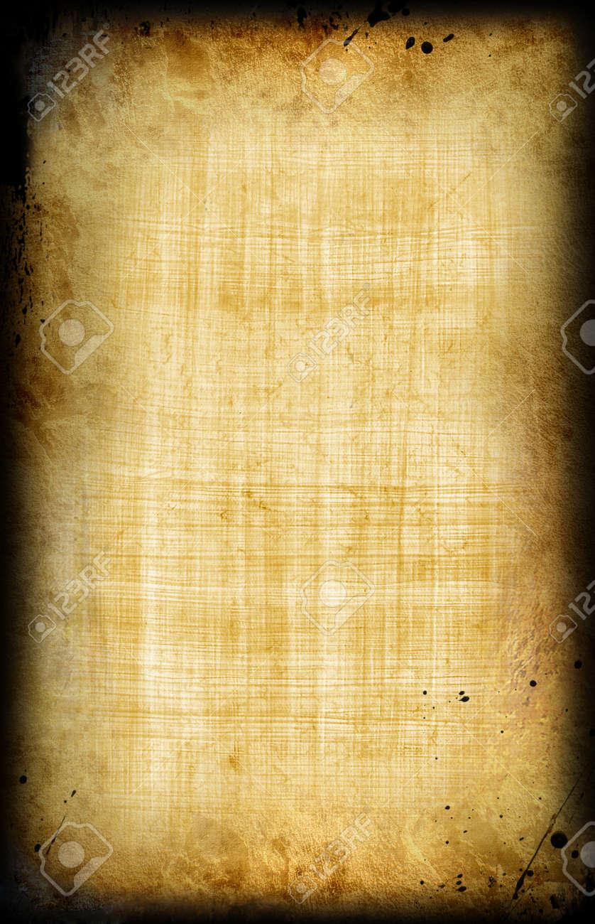 Ancient Egyptian Papyrus Paper Egyptian old papyrus  texture