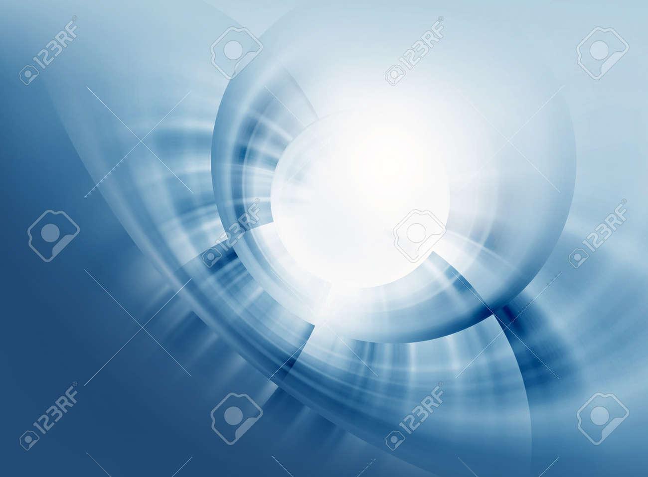 Abstract Blue Graphiques Arriere Plan Pour Des Uvres Dart De Conception