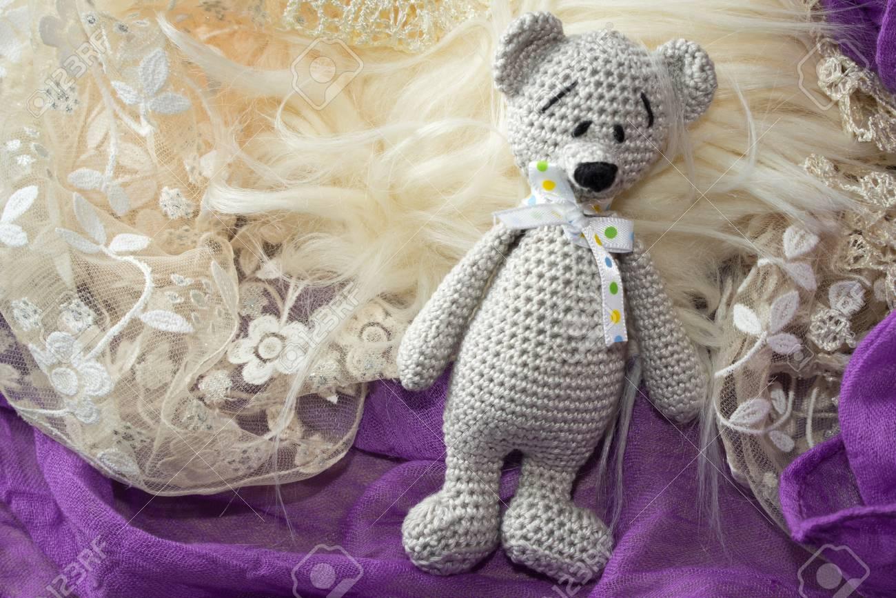 Crochet Teddy Bear Amigurumi Free Patterns   867x1300