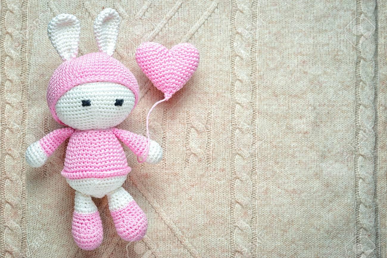 Increíble Patrón De Crochet Conejo Libre Patrón - Patrón de Vestido ...