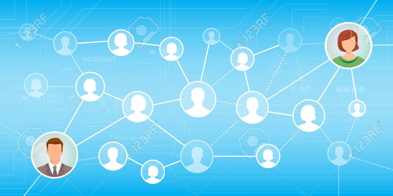 Conocer gente nueva redes sociales