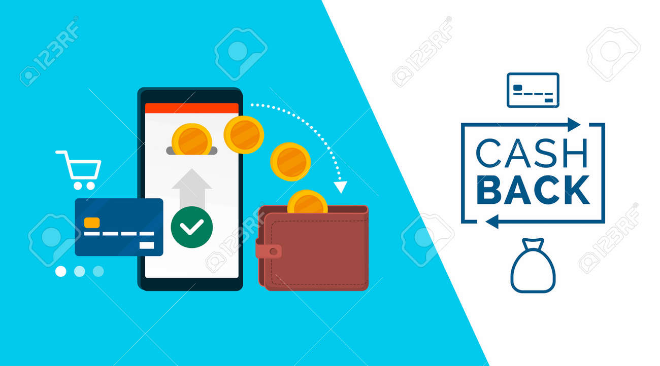 Credit card payments, electronic transactions and cashback - 161454424