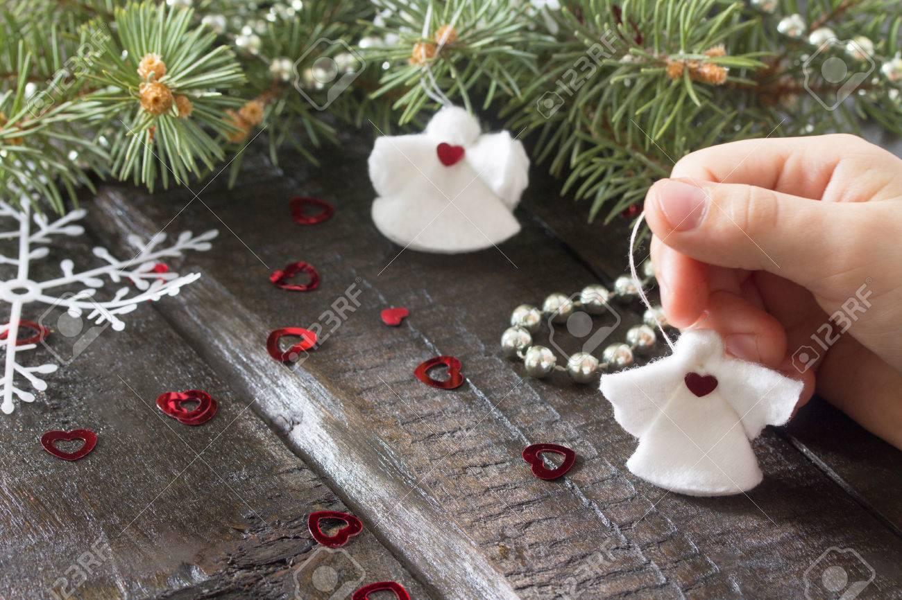 Crear Juguete Para Ángel Niño Regalo Árboles AlgodónCoser Pequeño NavidadTijerasAlmohadillas Navidad Sobre De En Decoraciones jLzpSGUqMV