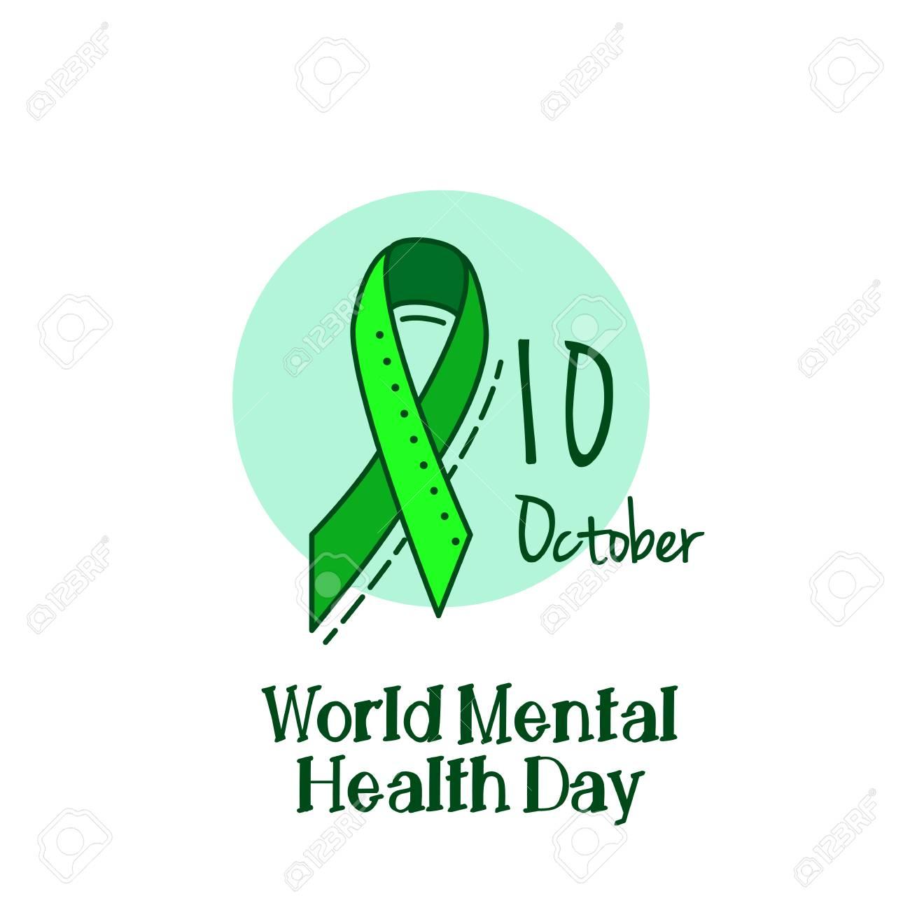 Mental Health Hepatitis B And Liver Cancer Or Non Hodgkin Lymphoma Awareness Green Ribbon
