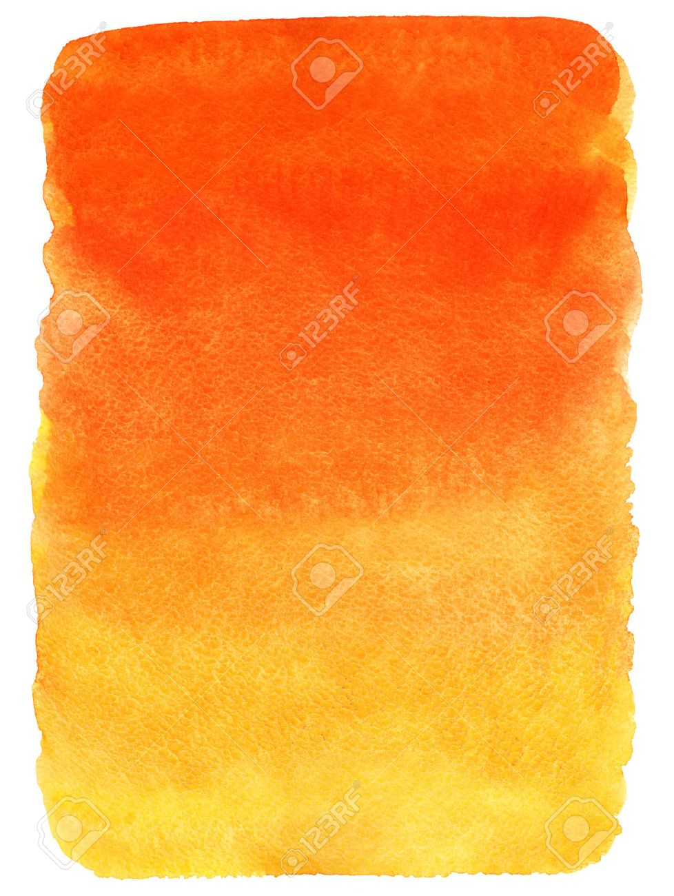 fire or sunset colors watercolor background red orange yellow