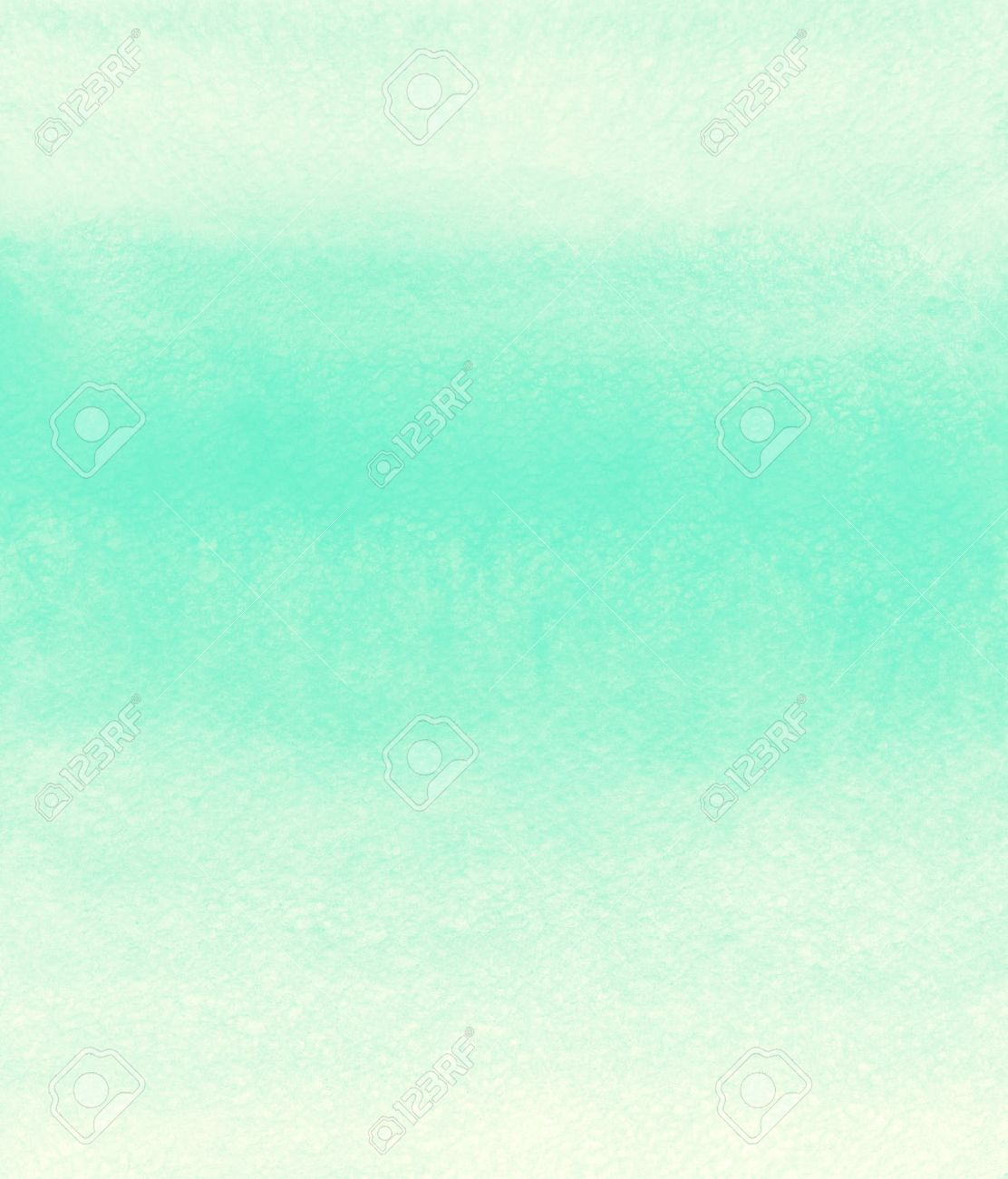 mint green striped watercolor background painted gradient template