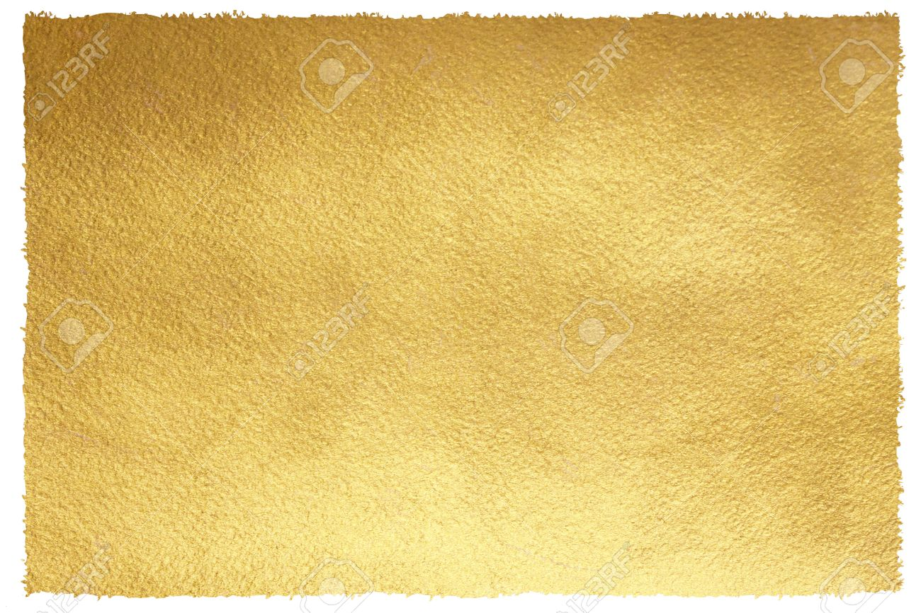 golden background with uneven brush drawn edges gold texture