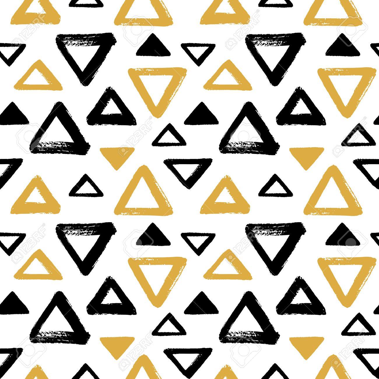triangle brush
