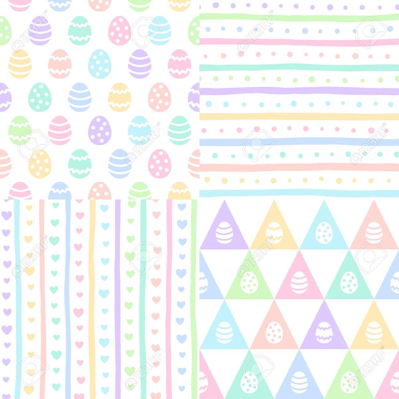 Dorable Huevos De Pascua De Punto Patrones Libres Ornamento - Ideas ...
