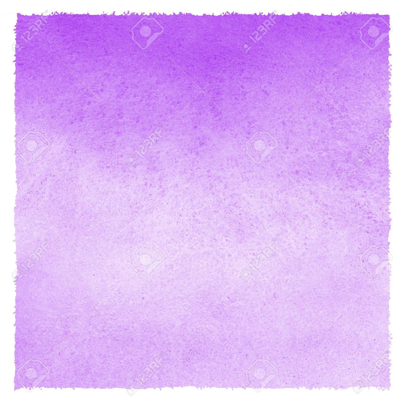 Lila Lavanda Acuarela Mancha Fondo De Pascua Con Bordes Irregulares - Color-lila-pastel