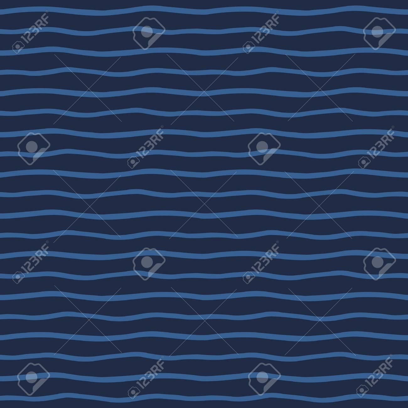 seamless dark water texture. Contemporary Water Vector  Wavy Stripes Seamless Vector Pattern Endless Thin Waves Marine  Sea Ocean Water Abstract Background Dark Blue Navy Striped Texture And Seamless Water Texture L