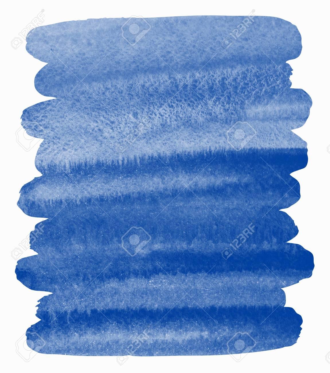 navy blue watercolor brush stroke sea wave deep ocean template