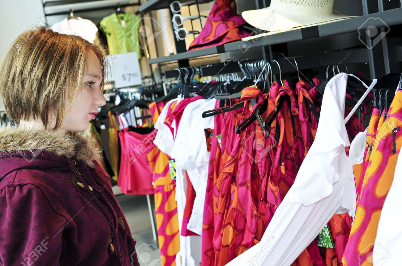 Clothing Shops For Teens