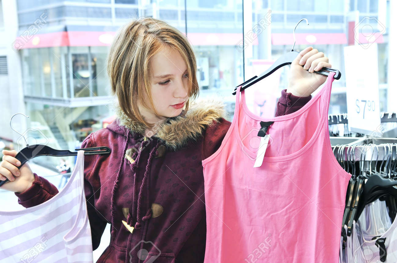 Clothes Shops For Girls