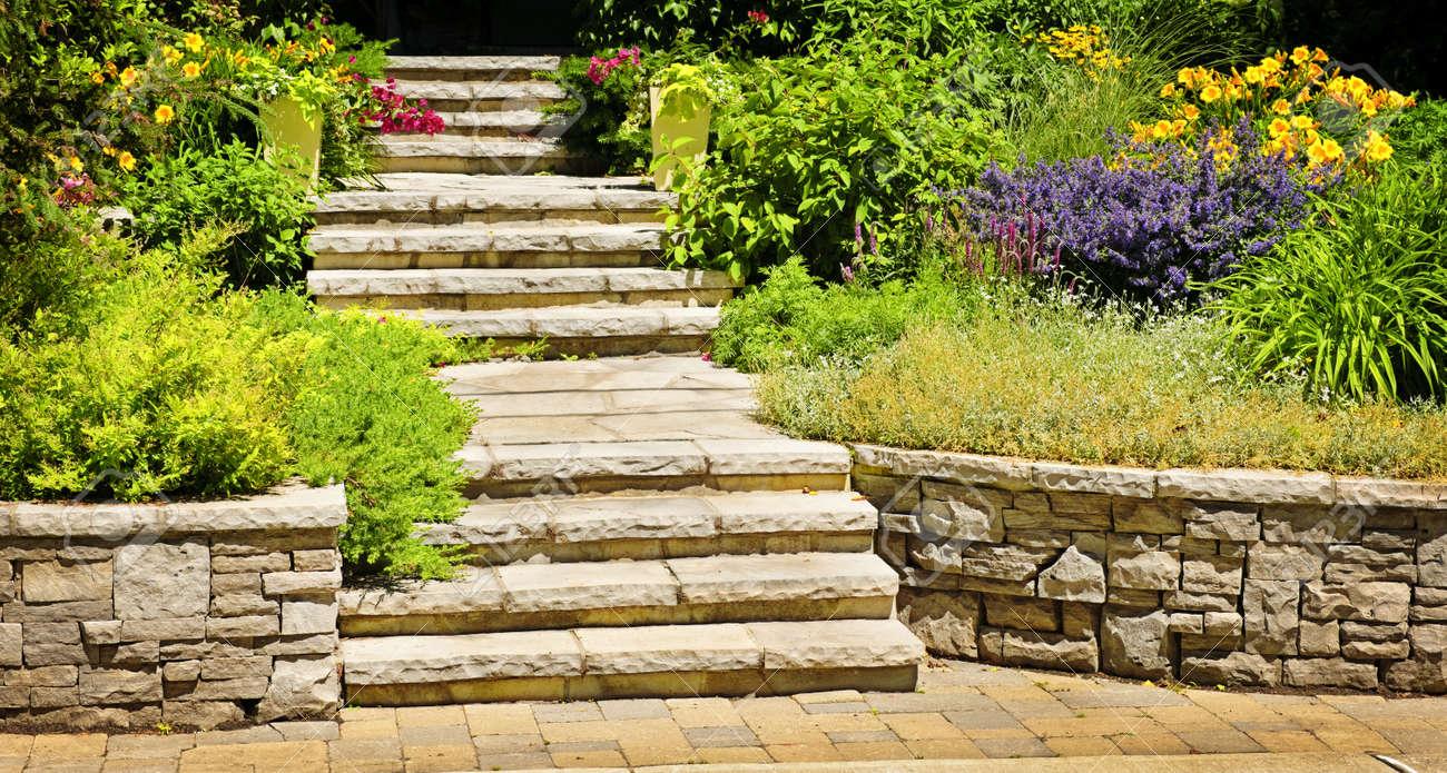 Pierre Naturelle, Aménagement Paysager Jardin à Domicile Avec ...
