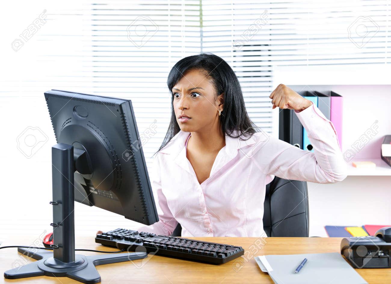Mad At Computer