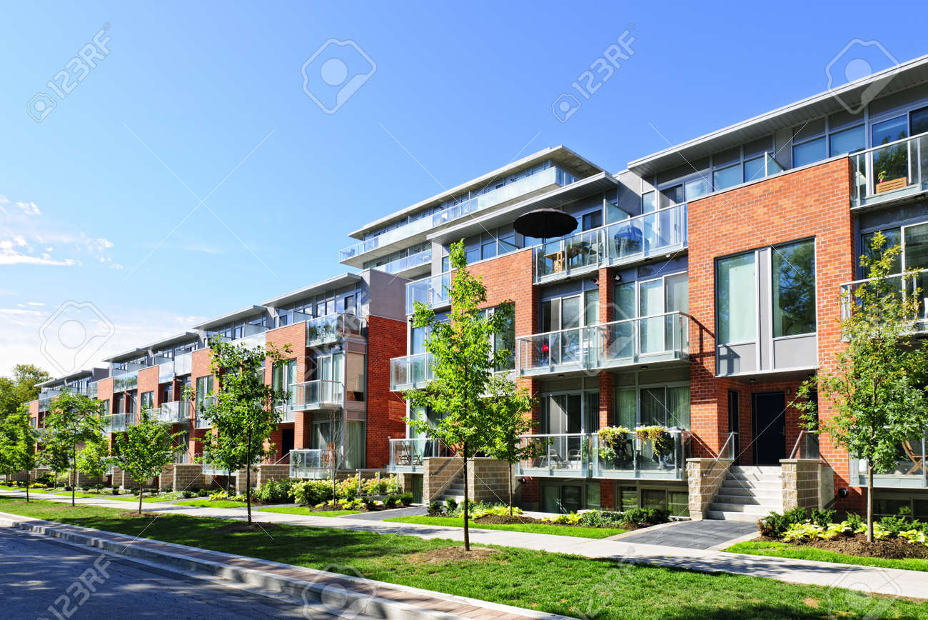 modern brick apartment building. modern brick apartment building  town houses of and glass on Modern Brick Apartment Building
