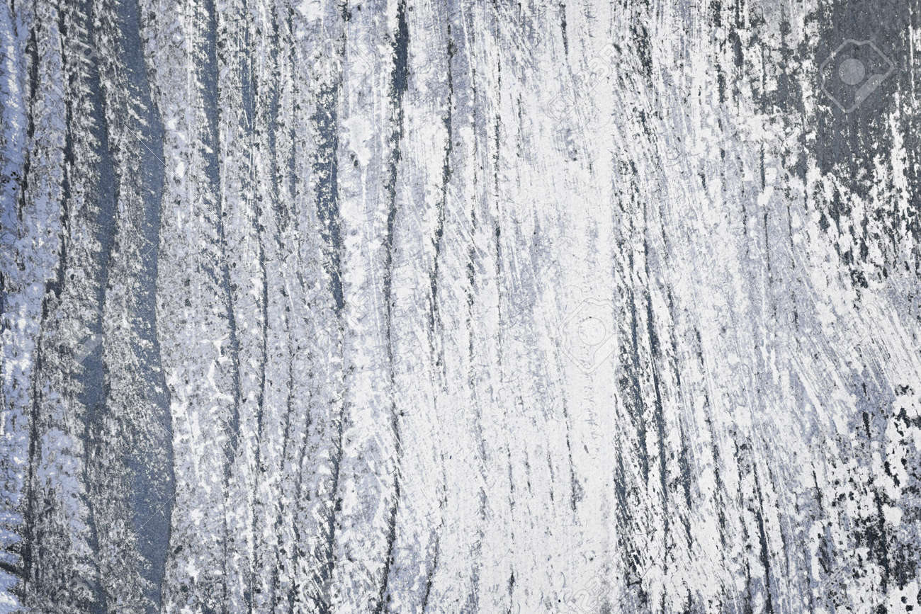 Textured background of distressed rustic wood with peeling blue and white paint Stock Photo - 17570791