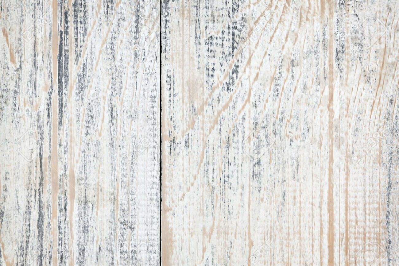 Superb Distressed White Washed Furniture. Background Of Distressed Old Painted Wood  Texture Stock Photo 17570770 White