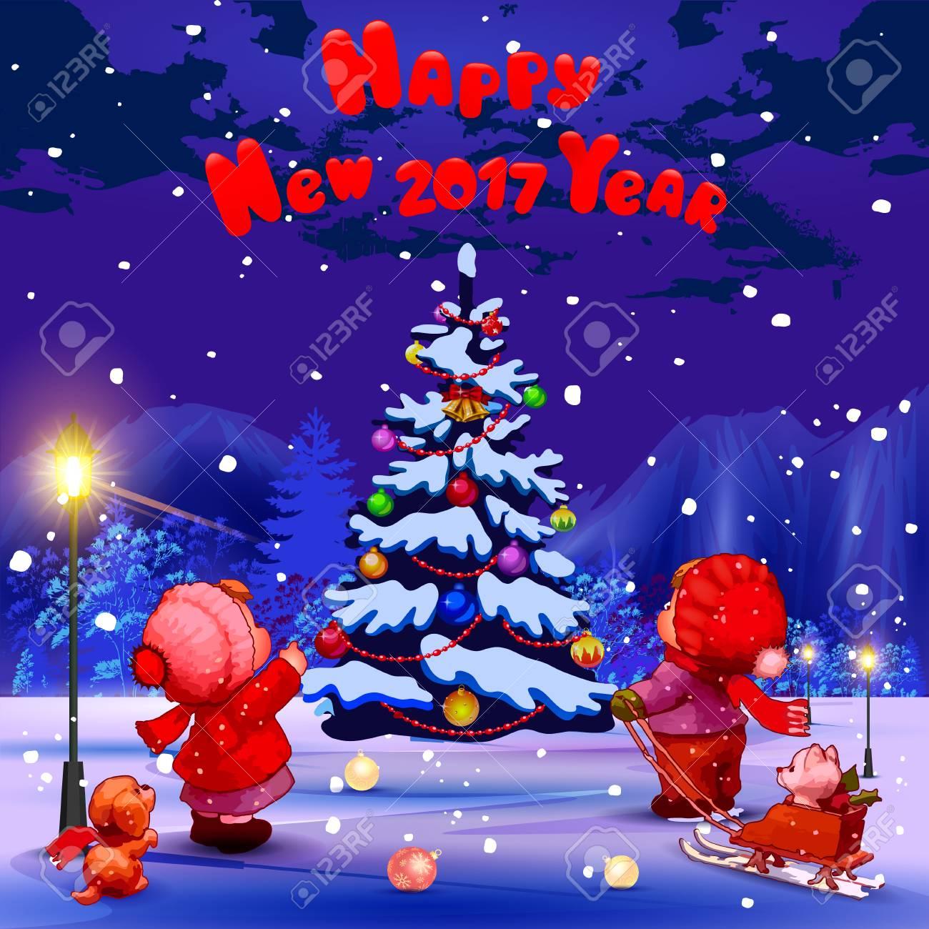 Happy New Year English 34