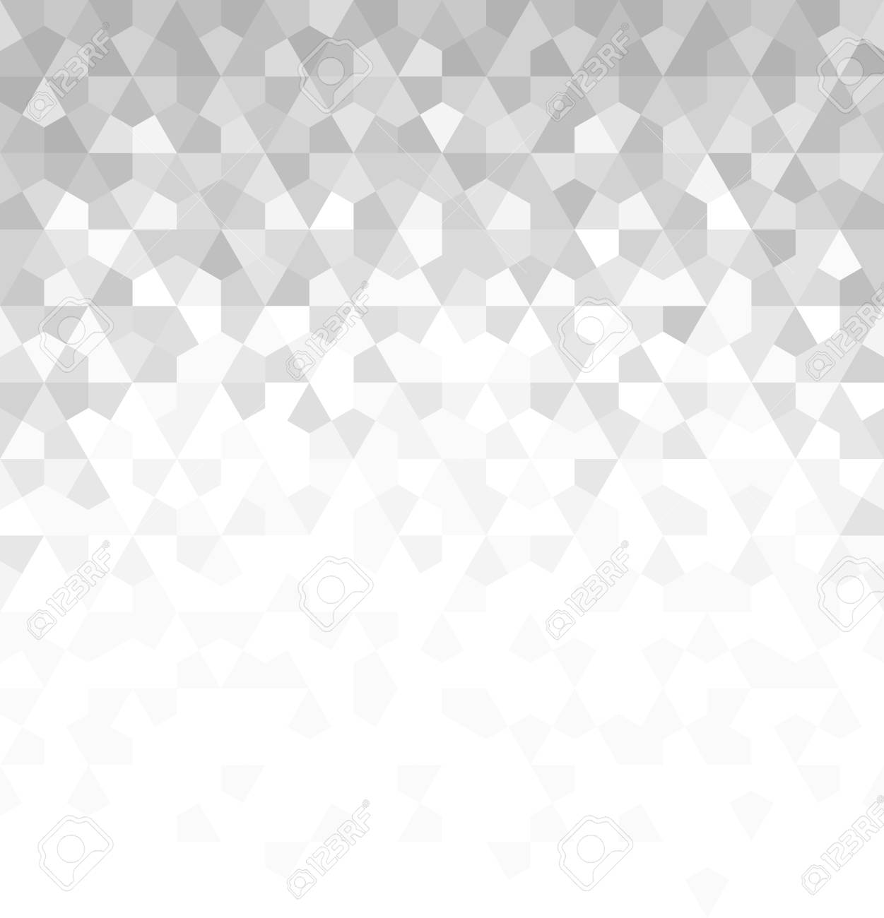 Abstract geometric pattern with rhombuses  Vector background