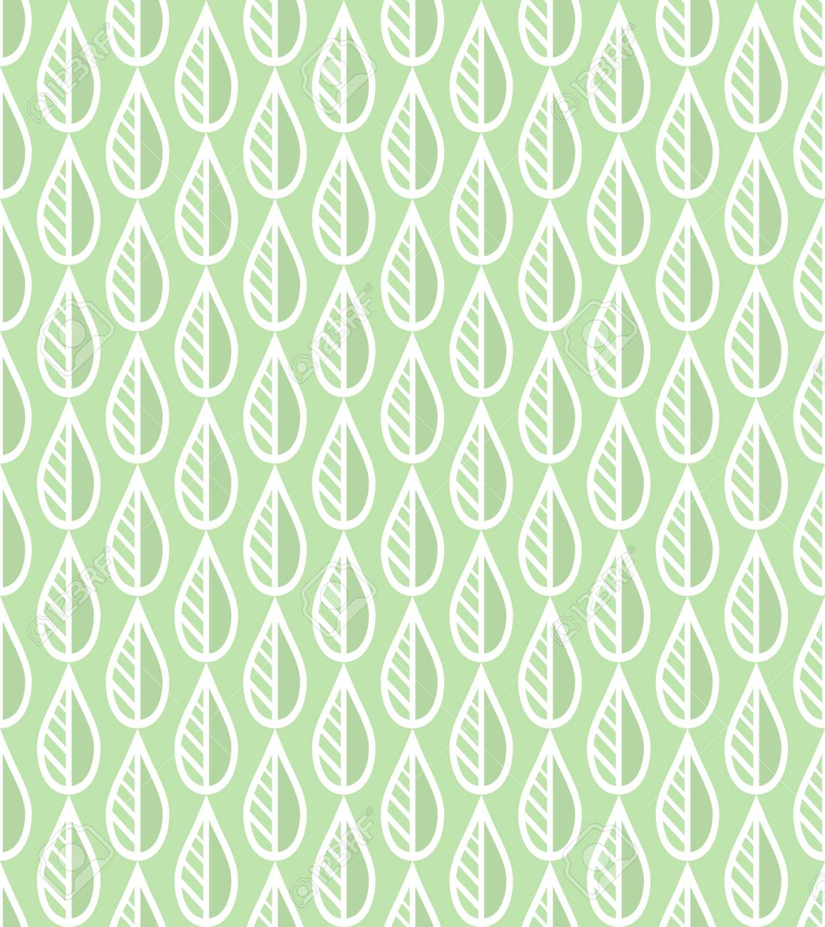 Abstract Geometric Pattern Wallpaper Seamless Background Green And White Ornament Graphic Modern Pattern Stock Photo Picture And Royalty Free Image Image 104501037