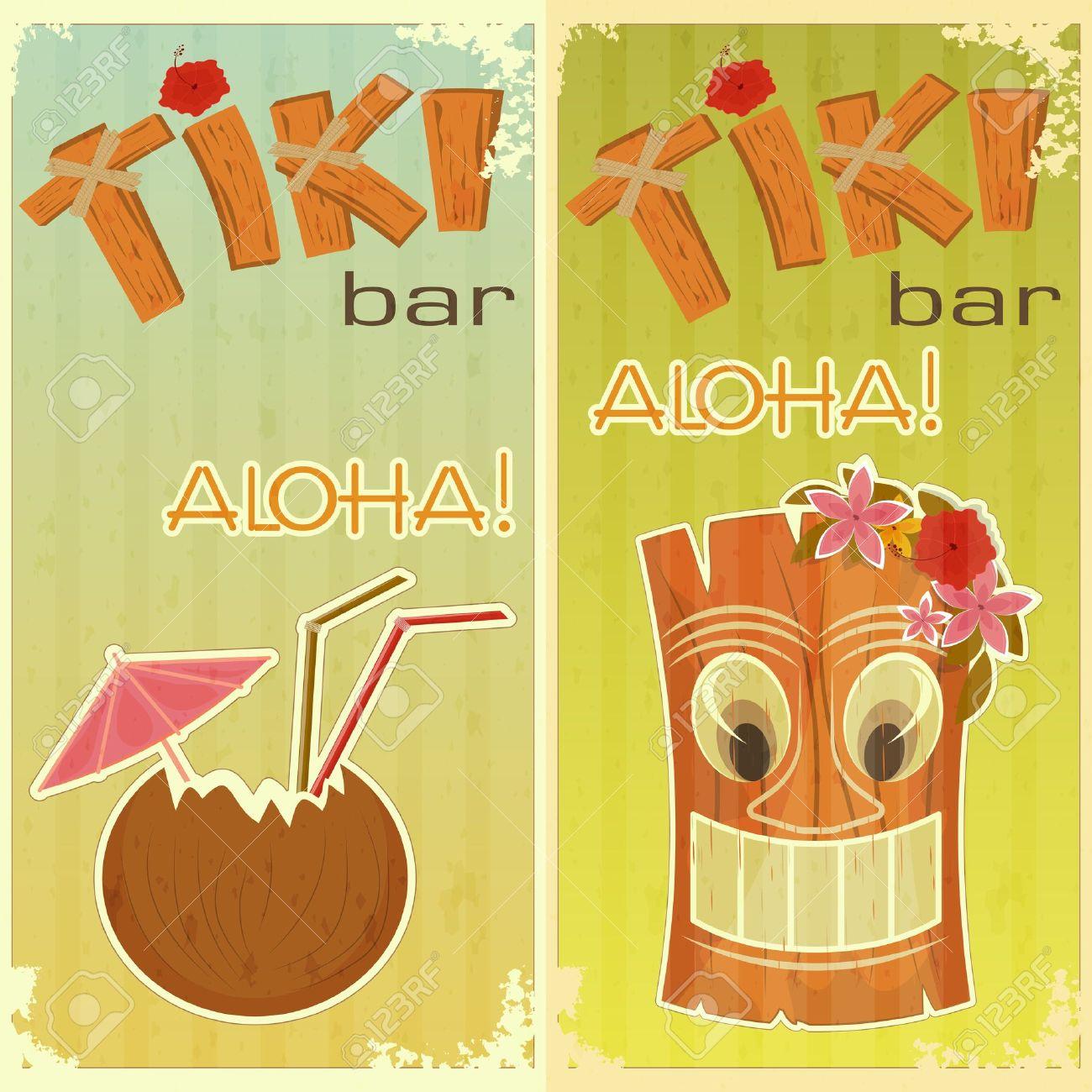 Tiki Wallpapers - Top Free Tiki Backgrounds - WallpaperAccess