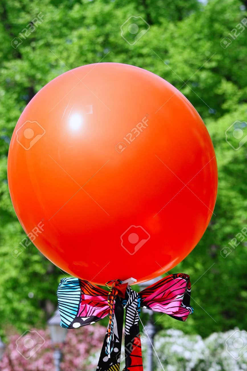 Red Balloon Stock Photo - 7633569