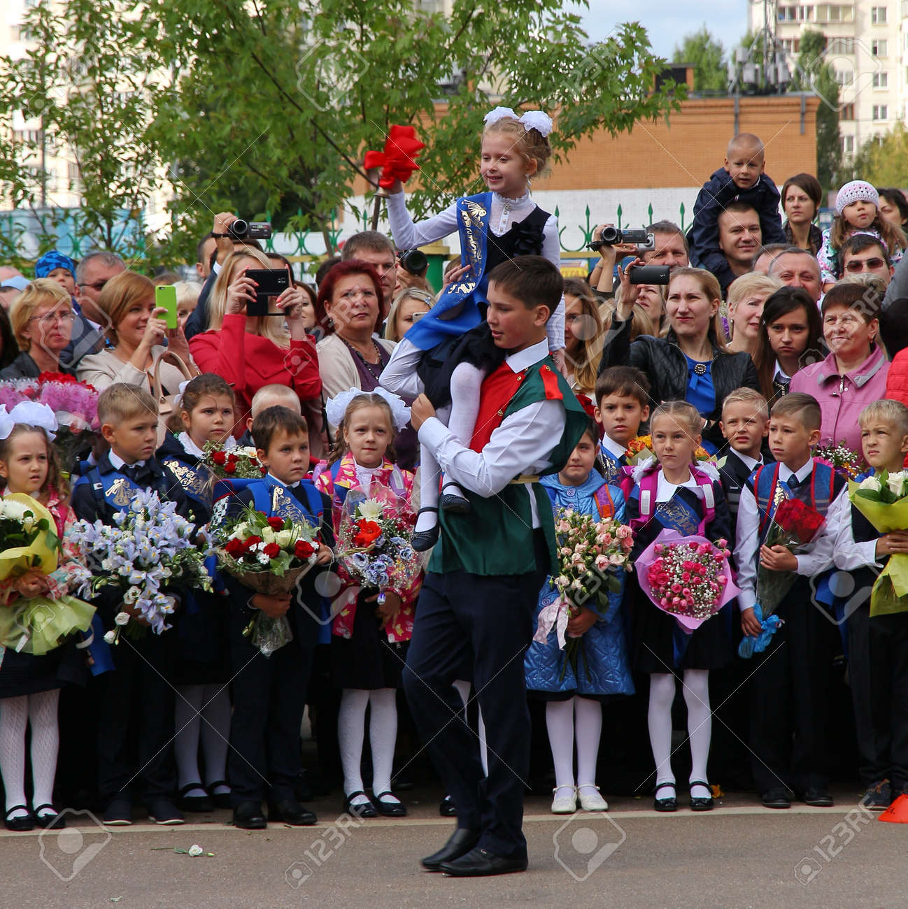 Where to go to the children in Moscow
