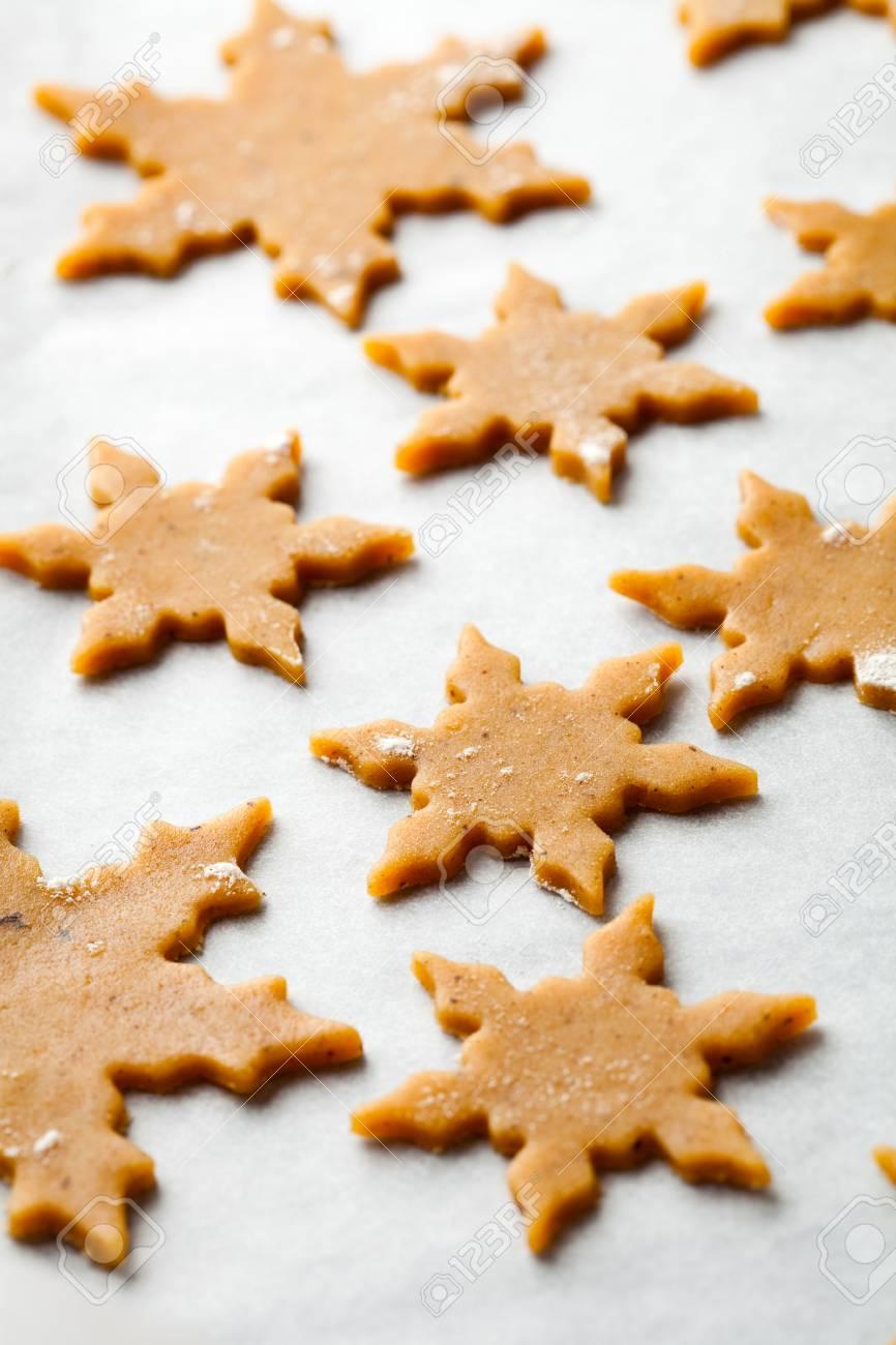 Cómo Hacer Galletas De Jengibre Para La Navidad Masa De Pan De