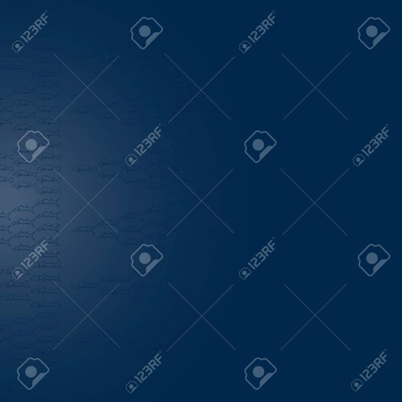 Fond Bleu Fonce Pour Le Texte Clip Art Libres De Droits Vecteurs