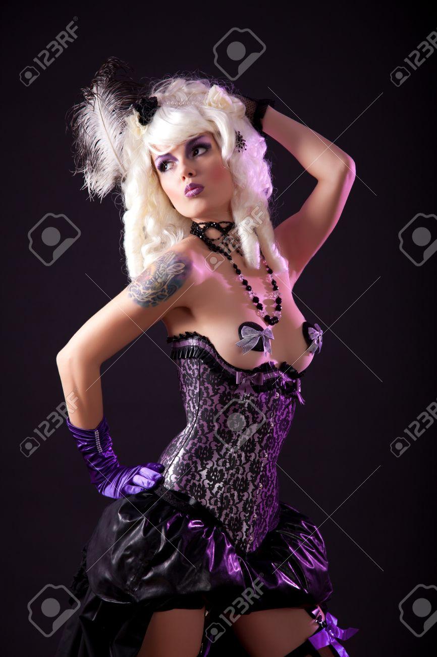 Sexy burlesque picutres