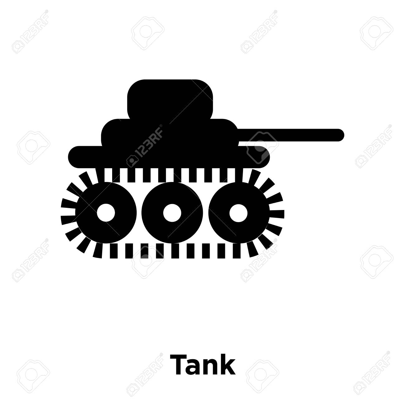 tank icon vector isolated on white background logo concept of royalty free cliparts vectors and stock illustration image 107867778 tank icon vector isolated on white background logo concept of