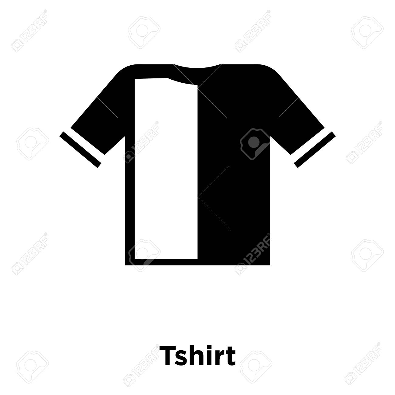 tshirt icon vector isolated on white background logo concept royalty free cliparts vectors and stock illustration image 107785999 123rf com