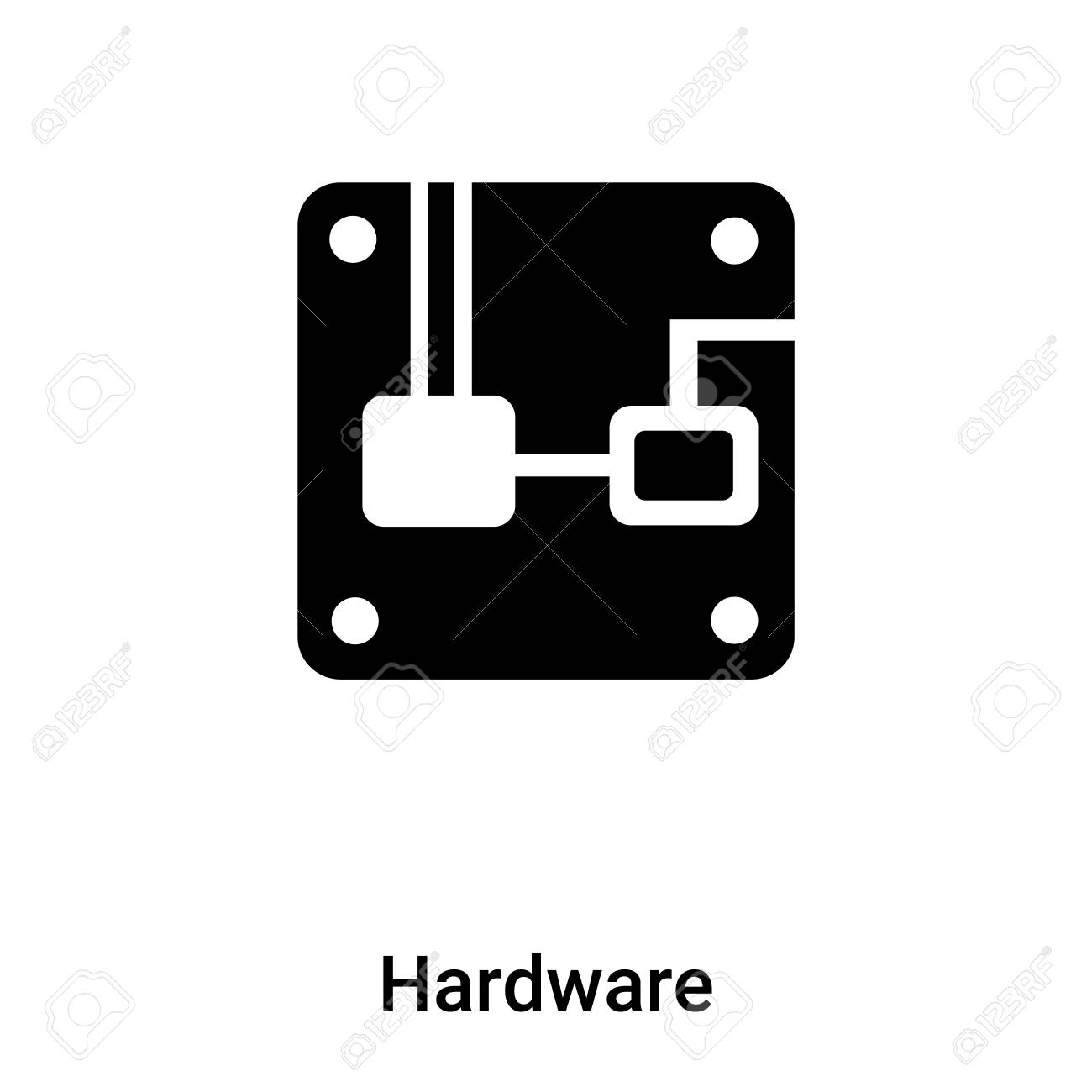hardware icon vector isolated on white background logo concept royalty free cliparts vectors and stock illustration image 108882756 hardware icon vector isolated on white background logo concept