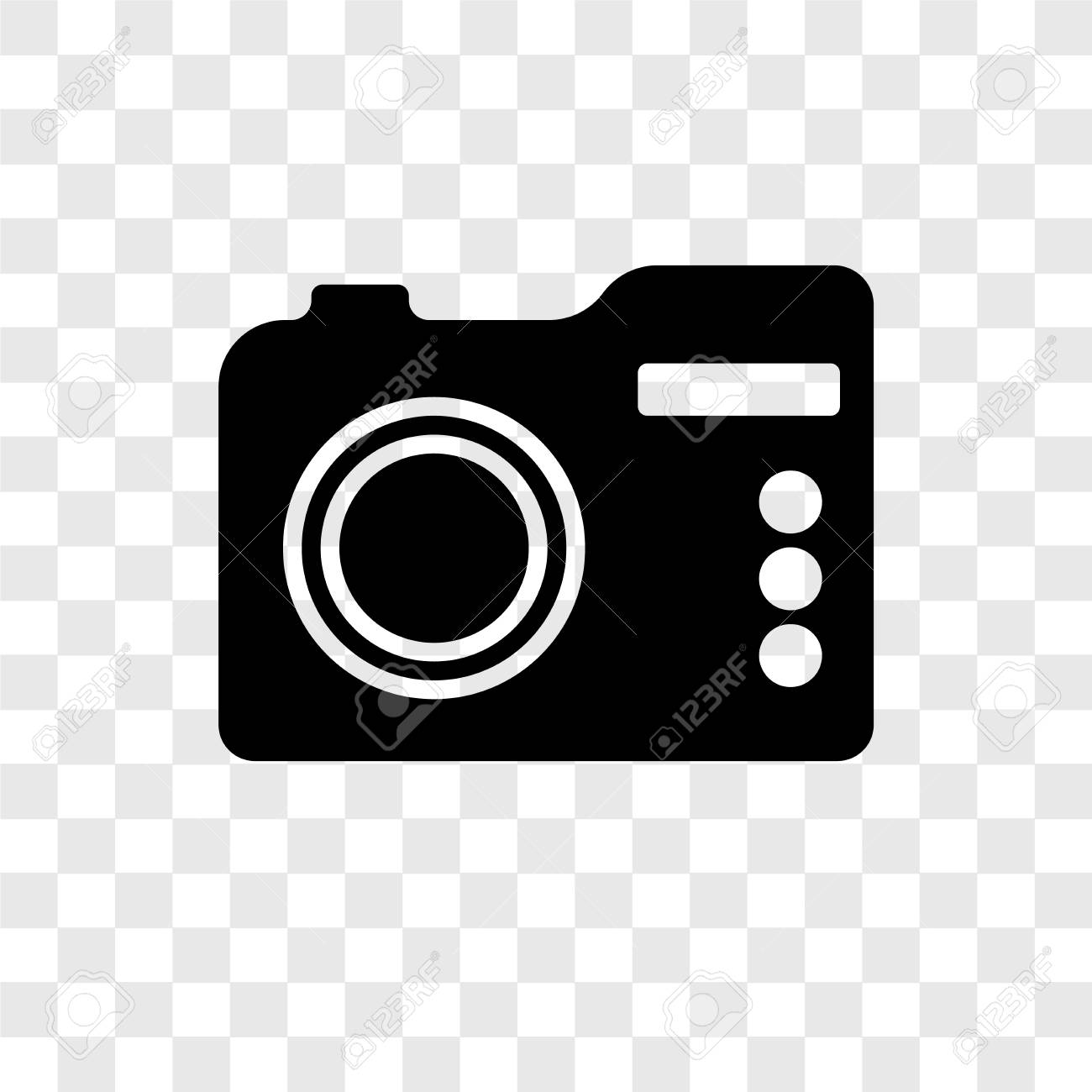 Photography Camera Logo Transparent Background