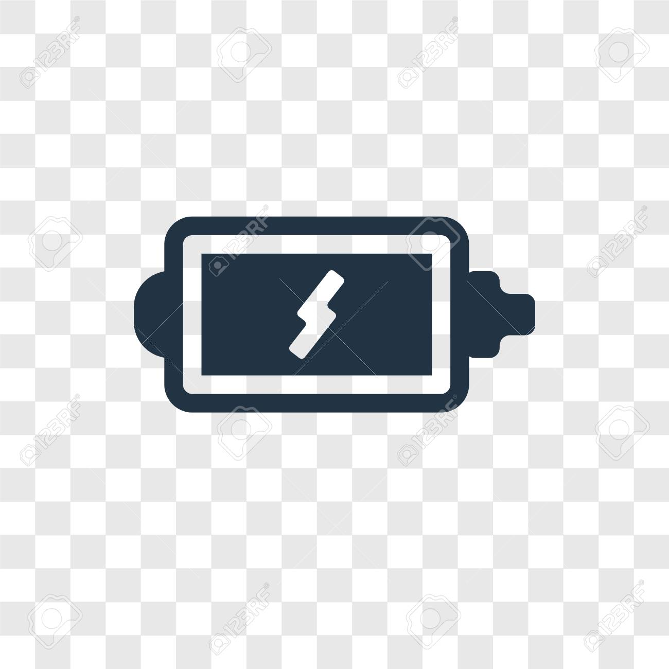 charging battery vector icon isolated on transparent background royalty free cliparts vectors and stock illustration image 112359740 charging battery vector icon isolated on transparent background