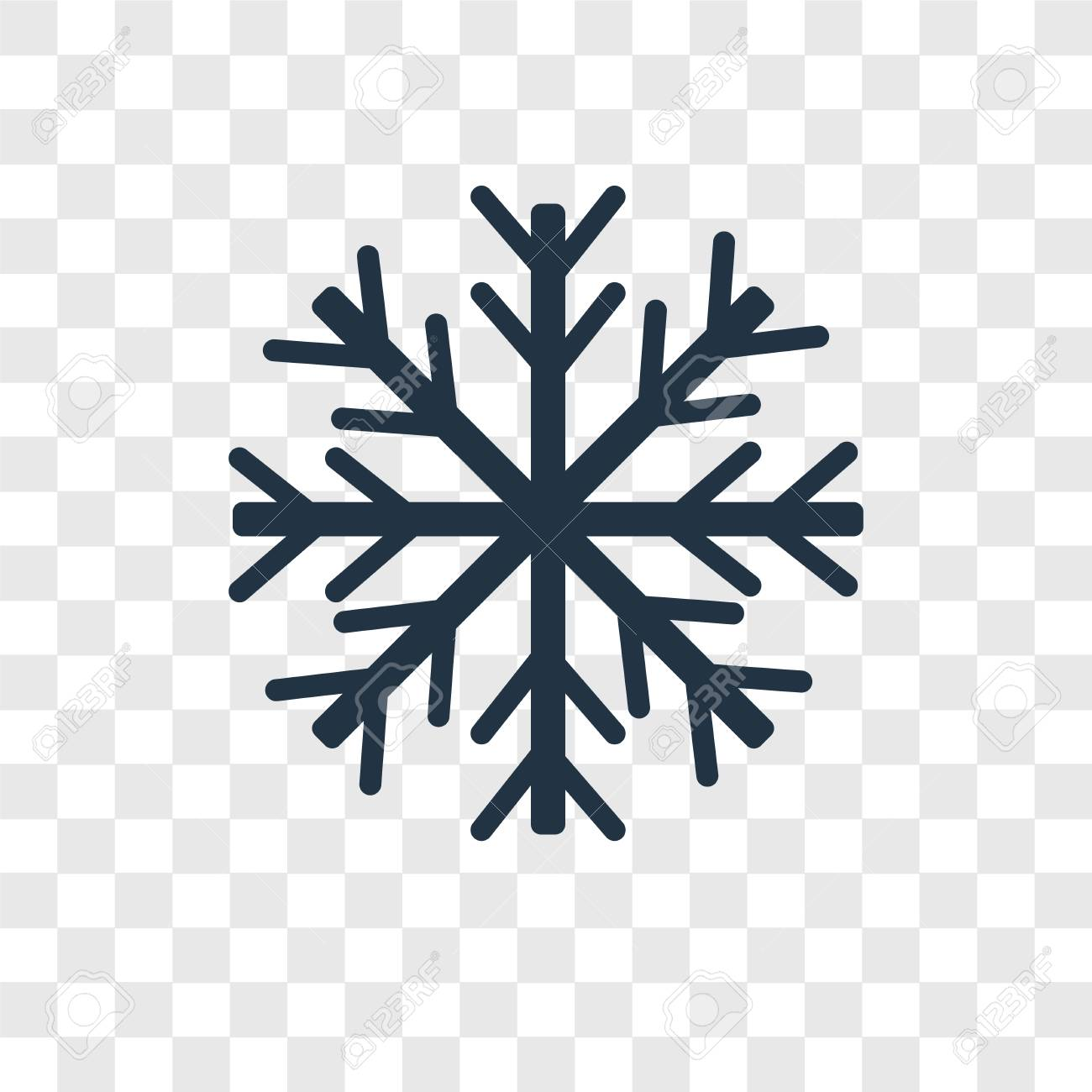 snowflake vector icon isolated on transparent background, snowflake..  royalty free cliparts, vectors, and stock illustration. image 112484874.  123rf