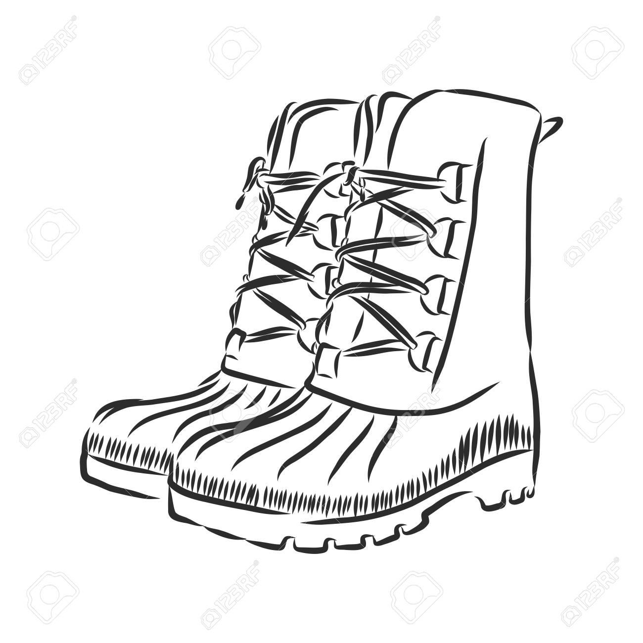 Men's Winter Boots, Winter Shoes