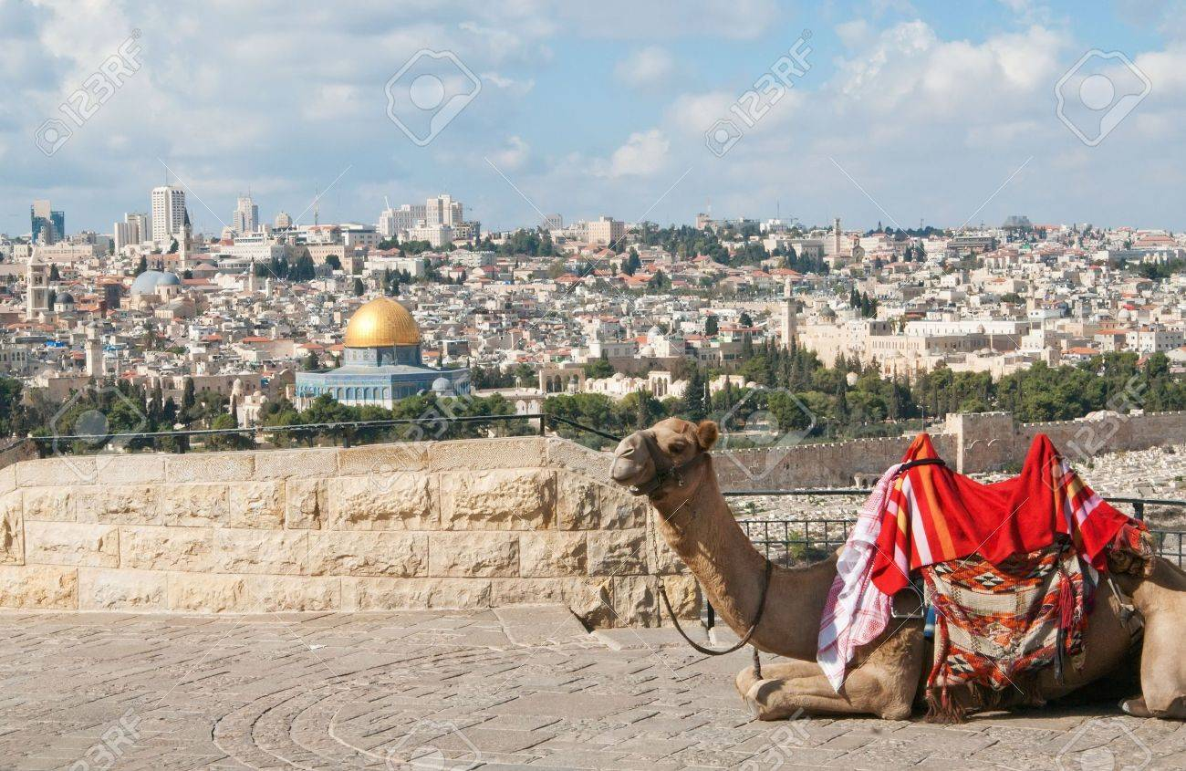 The Dome of the Rock in Jerusalem Stock Photo - 5727355